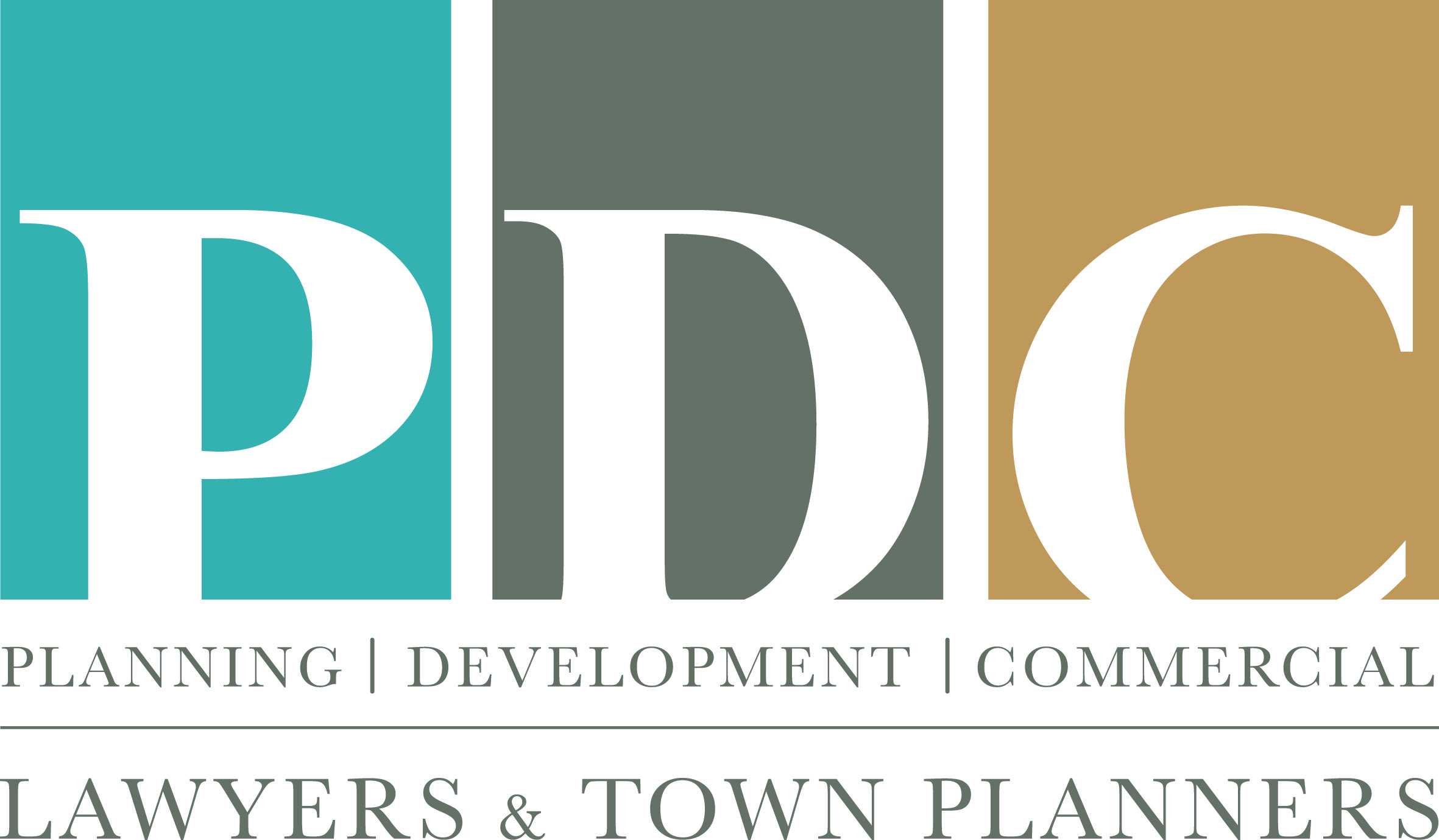 PDC Laywers Town Planners Logo 2020